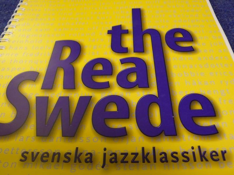 THE REAL SWEDE - SVENSKA JAZZKLASSI...