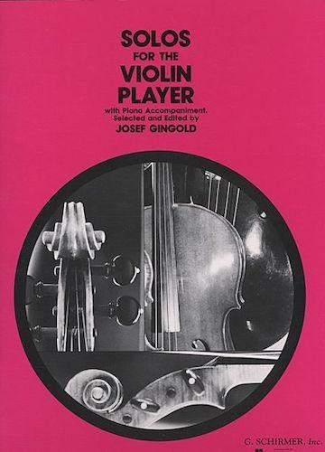 Solos for the Violin Player /arr. J...
