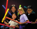 BOOMWHACKERS Halvtonsats Alt C#1-A#...