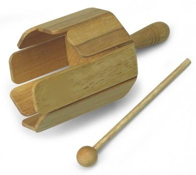 Wood stir, stirring drum